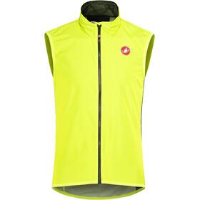 Castelli Pro Light Cykelvest Herrer gul